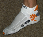 Ponozky X-Socks Bike silver
