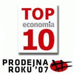 Top 10 Prodejna roku 2007