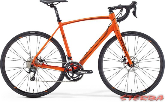 Merida Ride Disc300 2016