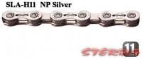 ŘETĚZ YBN SLA-H11 SILVER
