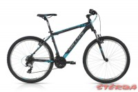 Kellys VIPER 10 BLACK BLUE 26 2017