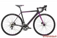 Cannondale SuperSix EVO Disc Women's 105 2017