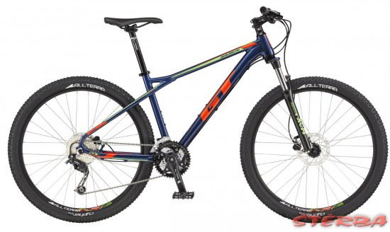 gt Avalanche 27.5 Comp 2017