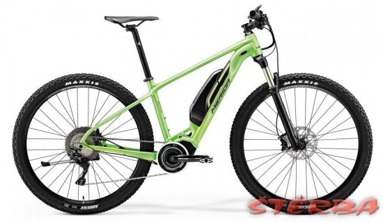 Merida eBig.nine XT Edition 2017