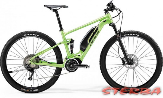 Merida eNinety Nine XT Edition 2017