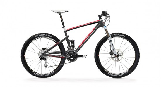 Merida Ninety-Nine Carbon 3000-D 2012