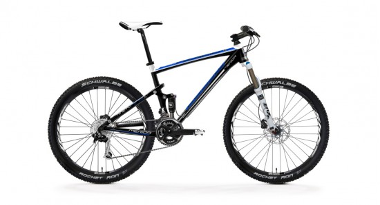 Merida Ninety-Nine XT-D 2012