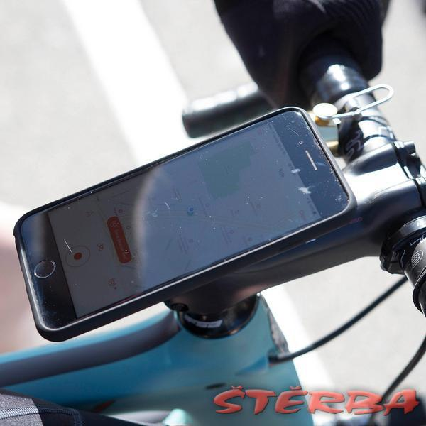 DRŽÁK SP bike bundle IPhone X