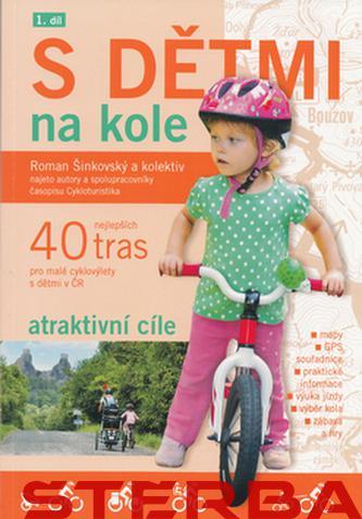 Kniha S dětmi na kole