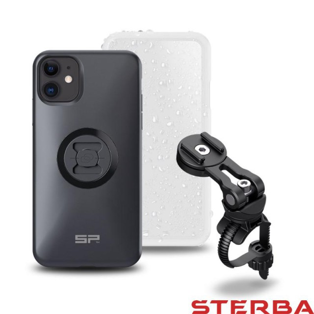 DRŽÁK SP bike bundle II IPhone 11 Pro/XS/X