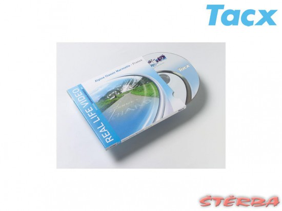 TACX Real Life video