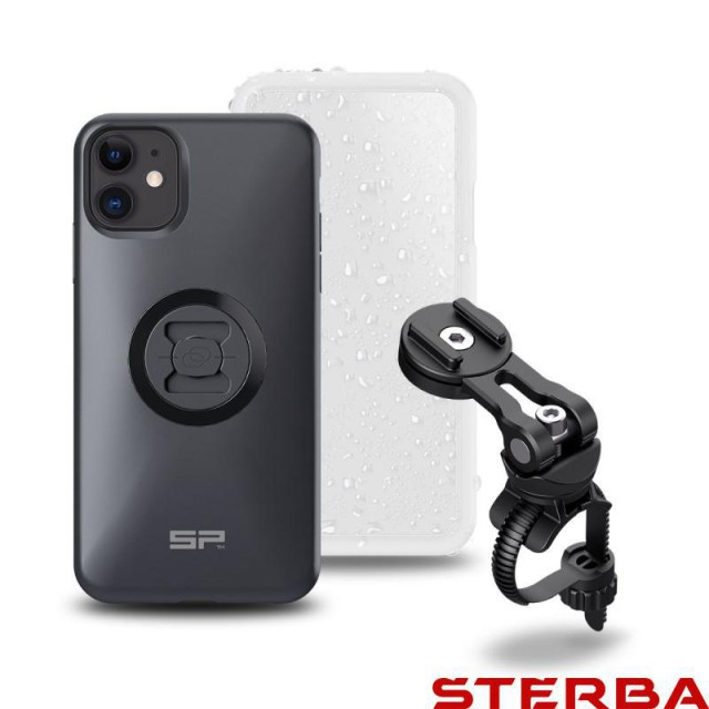 DRŽÁK SP Bike Bundle II IPhone SE/8/7/6s/6