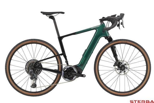 Cannondale Topstone Neo Carbon 1 Lefty 2021