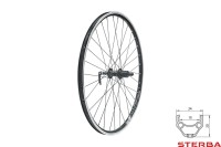 "VÝPLET MTB KLS DRAFT 28/29"" V-brake"