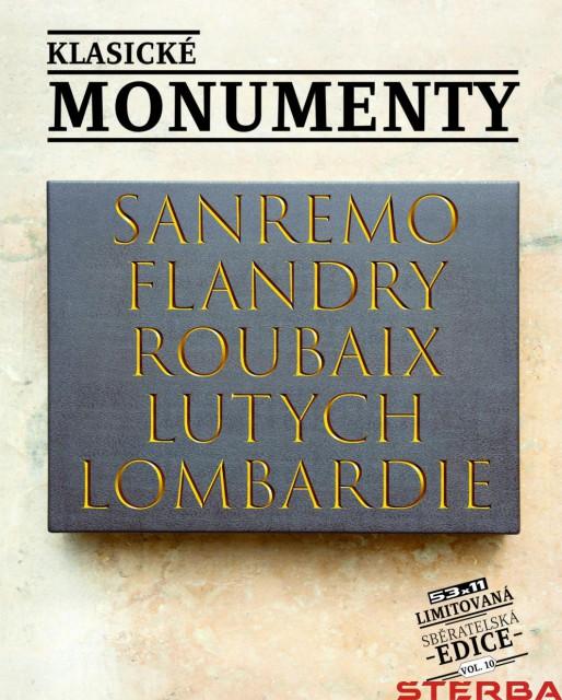 Kniha Klasické Monumenty