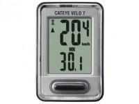 Cyklopočítač CATEYE  Velo 7 (VL520)