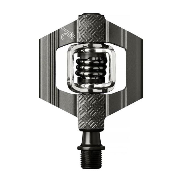 PEDÁLY CRANKBROTHERS Candy 2 Dark Grey