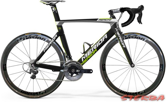 MERIDA Reacto DA LTD 2015