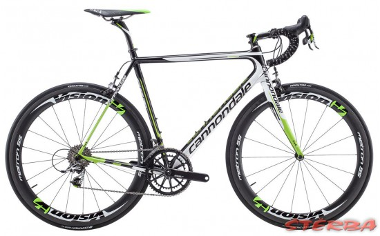 Cannondale SuperSix EVO HM Team SRAM Red 22 D&C 2015