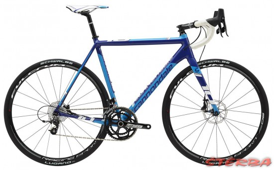Cannondale CAAD10 SRAM Rival 22 Disc Mid 2015