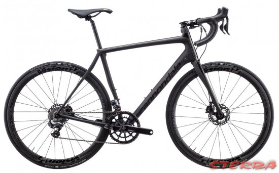Cannondale Synapse HM Black Inc. Disc  (Dura Ace Di2) 2015