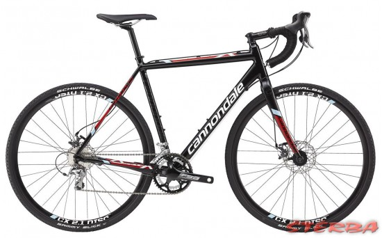 Cannondale CAADX  Tiagra Disc 2015