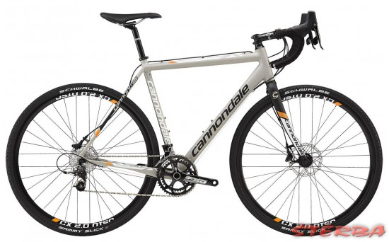 Cannondale CAADX SRAM Rival 22 Disc 2015