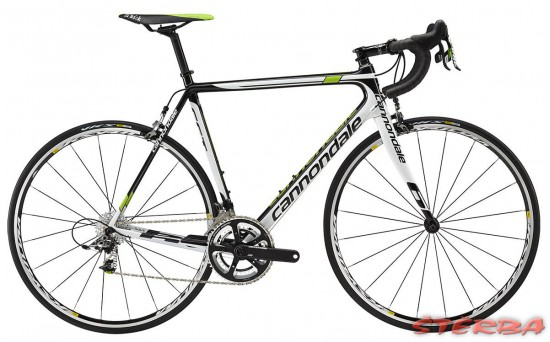 Cannondale SuperSix EVO Carbon SRAM Red 22 Mid 2015