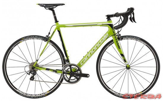 Cannondale SuperSix EVO Carbon Ultegra Mid 2015