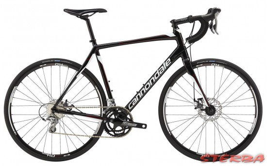 Cannondale Synapse Tiagra Disc 6 T 2015
