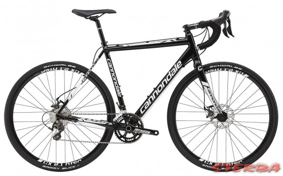 Cannondale CAADX 105 Disc 2015