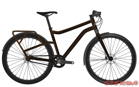 Cannondale Contro 1 (4 sizes)  Sunrise - Belt Drive model - NEED TO DIFFERENTIATE FROM TESORO 2015