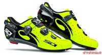 TRETRY SIL SIDI Wire carbon vernice
