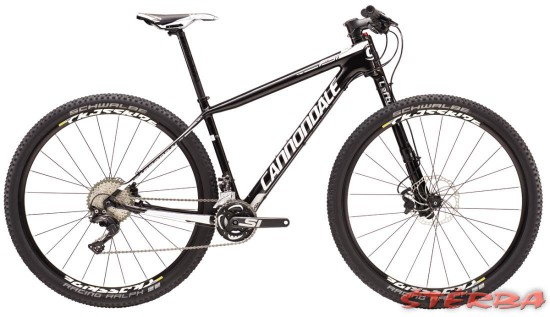 Cannondale F-Si Carbon 3 2016