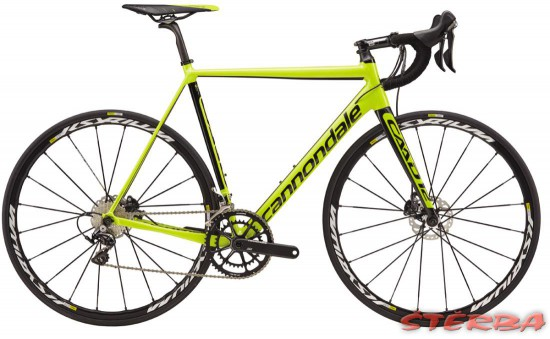 Cannondale CAAD12 Dura Ace Disc 2016