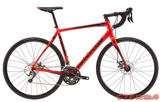 Cannondale Synapse Tiagra Disc 2016