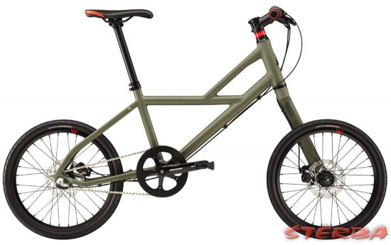 Cannondale Hooligan 1 2016