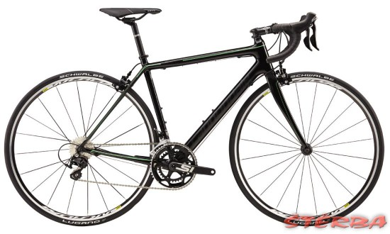 Cannondale SuperSix EVO Women's 105 2016
