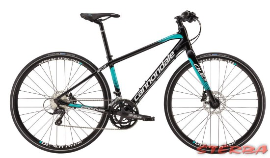 Cannondale Quick Speed Women's 2 Disc 2016
