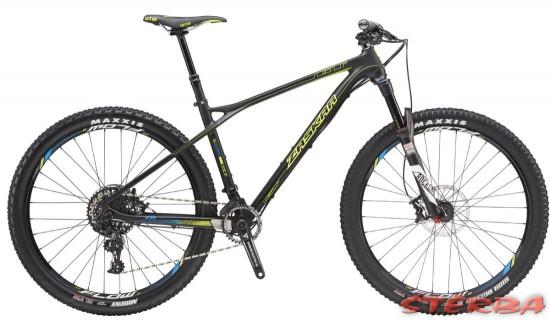 GT Zaskar Carbon LTD 2016