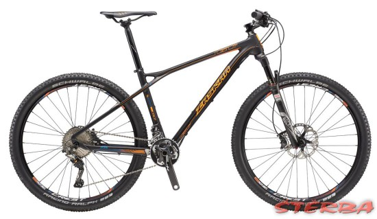 GT Zaskar Carbon Pro 2016