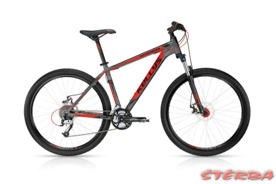 Kellys SPIDER 10 SHADOW RED 2016