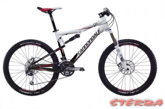 Cannondale Rize 140 Carbon 4 2010