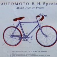 Automoto 1930 model Tour de France