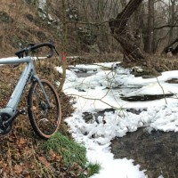 Test E-gravel Cannondale Synapse